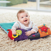 Hiltow Baby Infant Multifunctional Crawling Roller Pillow Educational Toys