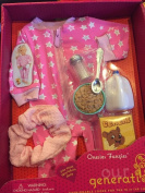 Our Generation Onesies Funzies 46cm Doll Clothes w/ Food Accessories