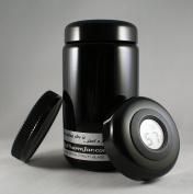 Mypharmjar Miron Glass Curing Jar 400 ml Litre w/digital humidity/temp sensor
