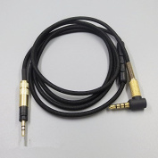 Meijunter Replacement Headphones Remote Control Cable Cord for Sennheiser Momentum On Ear/Over Ear Headphones