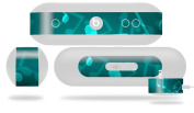 Bokeh Music Neon Teal Decal Style Skin - fits Beats Pill Plus