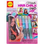 ALEX Toys Spa Metallic Hair Chalk Pens by ALEX Toys