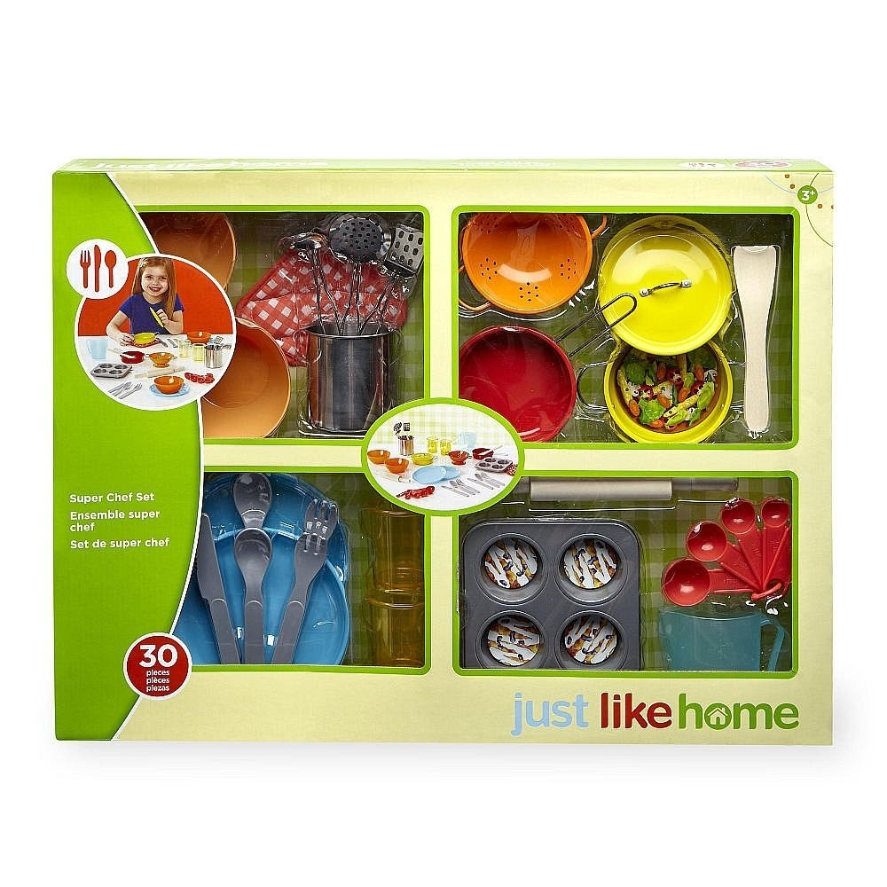 . Home Super Chef Playset