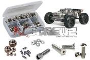 ARRM015 - Arrma RC Outcast 6s BLX (AR106021) Stainless Screw Kit