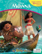 Moana (My Busy Books)