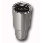 HUGE 1180ml Tumbler by PURE, Holds Ice Longer than any other Cup on the Planet!