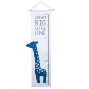 Midwest-CBK Giraffe Applique Growth Chart