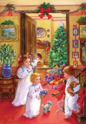 Christmas Morning Advent Calendar by Vermont Christmas Company
