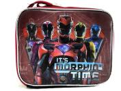 Power Ranger Lunch Bag - It's Morphin' Time - NEW