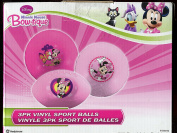 Hedstrom Minnie Mouse Sport Balls, 3-Pack by Ball Bounce and Sport TOYS