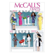 McCall's Clothes and Accessories For 11Ã & #130;½ Doll Pattern - Size