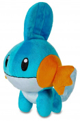 Mudkip Plush 18cm - Small Mini Size Pokemon Plushie Toy 18cm Tall PRIME