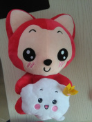Osye Ali Fox Plush Toys Christmas Ornaments- 30cm
