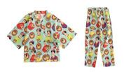 Japanese-style Pyjamas Women's Autumn & Winter Cotton Kimono Pyjamas Bathrobe