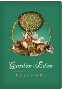 Garden of Eden Passport Sized Mini Notebook