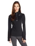 ASICS Women's Thermal Xp 1/2 Zip Jacket
