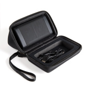 The OontZ Angle 3 Ultra Portable Wireless Bluetooth Speakers Hard Case. - Also Fits the Cables. - By Caseling