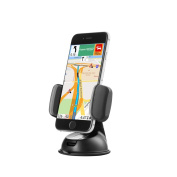 Zilu Car Phone Mount, Cell Phone Holder for Dashboard and Windshield, Car Accessories for iPhone Andorid and More-Retail Packaging