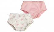 Pink & Print Doll Underwear Set, Fits 46cm American Girl Dolls, by Sophia's, Doll Underwear Set