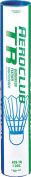 Yonex Aeroclub Tr Badminton Sports Training Feather Shuttlecocks Tube Of 12
