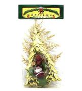 Xmas Tree W. Santa, Case of 48