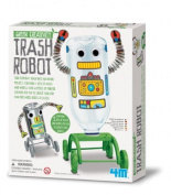 4M Green Creativity Trash Robot by ToyMarket