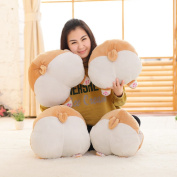 JYSPORT Pillow Pets Corgi Cushion Round Plush Soft Toys for Car Sofa Chair Seat