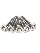 All kind of multiple pins DIAMANTE STONE HAIR PINS Diamante Crystal Bridal Hair