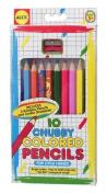 ALEX Toys Artist Studio 10 Chubby Coloured Pencils by ALEX Toys