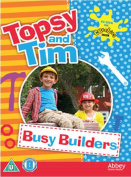 Topsy and Tim: Busy Builders [Region 2]