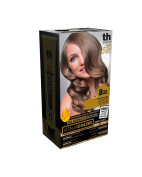 Vitalia Colour Kit Colouring Permanent Hair without Ammonia n8.32