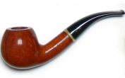 Kit Brebbia first Pipe Smooth form 834 Half bent apple