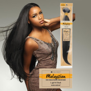 Sensationnel Bare & Natural Natural Straight UNPROCESSED Malaysian Virgin Remy - 100% Premium Human Hair 100% Human Hair Weave