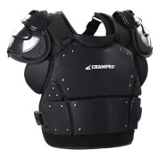 Champro Pro-Plus Umpire Chest Protector Plate Armour Baseball Softball Black CP3