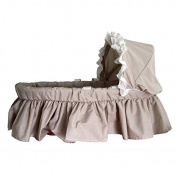 BAMBISOL wicker bassinet - (Unit Price) - Sending Fast And Neat - Bambisol couffin osier