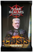 Star Realms Crisis Heroes Board Game by Star Realms