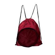 Sport Ball Drawstring Backpack