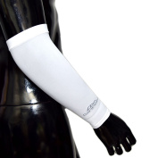 Kasai Uv Protection Sports Driving Golf Bycle Basketball Cooling Arm Sleeves Cooling Cool Cover Sun Uv 99.9% 1pair