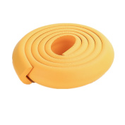 Union Tesco 2 M L-Shaped Thicken Baby Safety Table Edge Protector Corner Guard Cushion Anticollision Bumper Strip