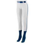 Augusta Sportswear WOMEN'S COLLEGIATE LOW RISE SOFTBALL PANT