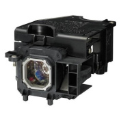 WEDN NP15LP/ 60003121 Replacement Projector Lamp With Housing for NEC M230X/M260W/M260X/M260XS/M271W/M271X/M300X/M300XG/M311X