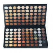 Accessotech 120 Colours Eyeshadow Eye Shadow Palette Makeup Kit Set Make Up Professional Box