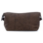 Leonhard Heyden Hudson Toiletry Kit brown