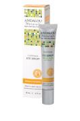 Pack of 2 x Andalou Naturals Luminous Eye Serum Brightening - 20ml