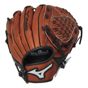 Mizuno Prospect GPP1000Y2 25cm Infield/Utility Youth Baseball Glove - Recommended for Ages 3-6 years Old