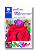 """Staedtler 2216200cm Feathers Fimo Push Mould Modelling"""" Craft Kit"""