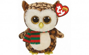 TY Beanie Boos 15cm Wise Owl, Perfect Plush!