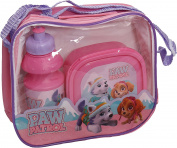 Paw Patrol Childrens Three Piece Lunch Bag Set Girls By BestTrend