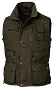 Pinewood Tiveden Men's Outdoor Vest Green