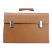 Porsche Design French Classic 3.0 Briefcase cognac